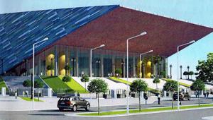 Primăria Oradea aşteaptă licitaţia CNI pentru noua Sală a Sporturilor polivalentă, aprobată de Guvern