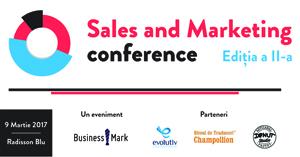 """""""Sales & Marketing Conference"""" – pe 9 martie, la București"""