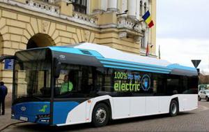 Proiect privind achiziţionarea de autobuze electrice pentru 14 trasee din Capitală, adoptat de CGMB