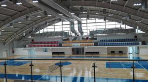 Sala Sporturilor din Alexandria a fost inaugurată de Sevil Shhaideh şi Liviu Dragnea