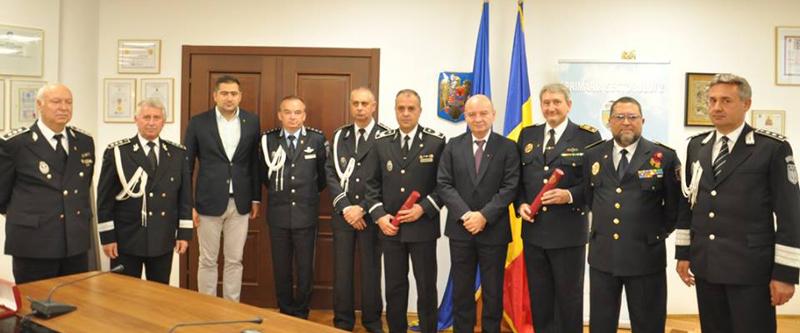 A fost înfiinţată Asociaţia Şefilor de Poliţii Locale din România – ASISPOL