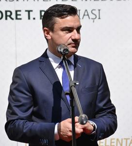 Mihai Chirica: Voi cere Comisiei Europene un studiu cu privire la măsurile Primăriei Iași pentru calitatea aerului