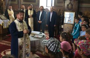 """S-a deschis """"Școala de vară"""" pentru copiii din familii defavorizate, în municipiul Moinești"""