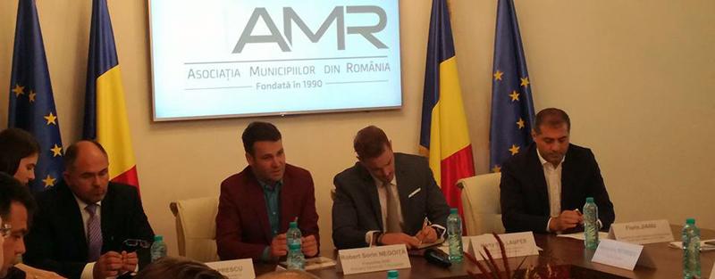 Protocol între reprezentanţii autorităţilor locale, mediului de afaceri şi domeniului bancar pentru susţinerea IMM-urilor