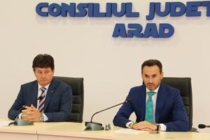 """Primăria municipiului și Consiliul Județean lansează campania """"Produs în Arad"""""""