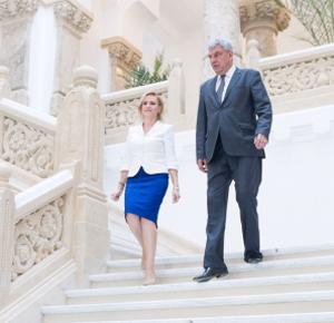 Gabriela Firea: Am discutat cu premierul despre implementarea tichetului unic RATB-Metrorex