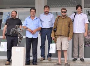 Primarul municipiului Moinești, ghid pentru artiști internaționali