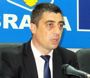 Preşedintele CJ Brăila anunță testarea pentru COVID-19 a personalului medical din prima linie
