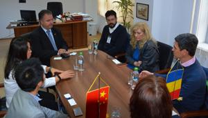 Judeţul Cluj ar putea atrage o investiţie chineză de amploare