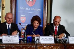 A fost semnat contractul de finanțare al proiectului de reabilitare a 170 km de drumuri din județele Suceava și Iași