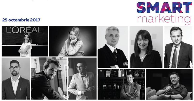 Conferința SMART Marketing: curajul de a fi diferit și de a inova într-un mediu de business tot mai competitiv