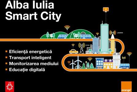 Noi pași spre digitalizarea orașului Alba Iulia