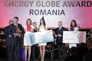 Premiu pentru municipiul Roman, în cadrul competiției E.On Energy Globe Award