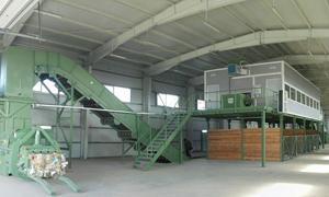 Centrul de management integrat al deşeurilor din județul Covasna a fost pus în funcţiune