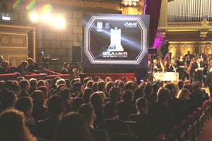 Brăila a primit trofeul de excelență în iluminat public din partea Asociațiilor Municipiilor din România