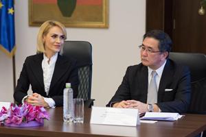 Gabriela Firea: Am semnat un memorandum pentru modernizarea sistemului centralizat de alimentare cu energie termică