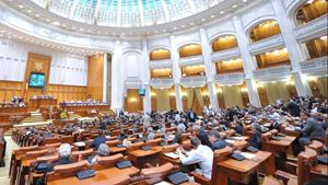 Şedinţă a Parlamentului pe 29 ianuarie pentru asumarea răspunderii Guvernului pe alegerea primarilor în două tururi de scrutin