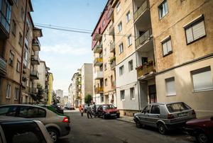Primăria Sibiu investeşte peste şase milioane de lei pentru modernizarea zonelor de lângă blocuri