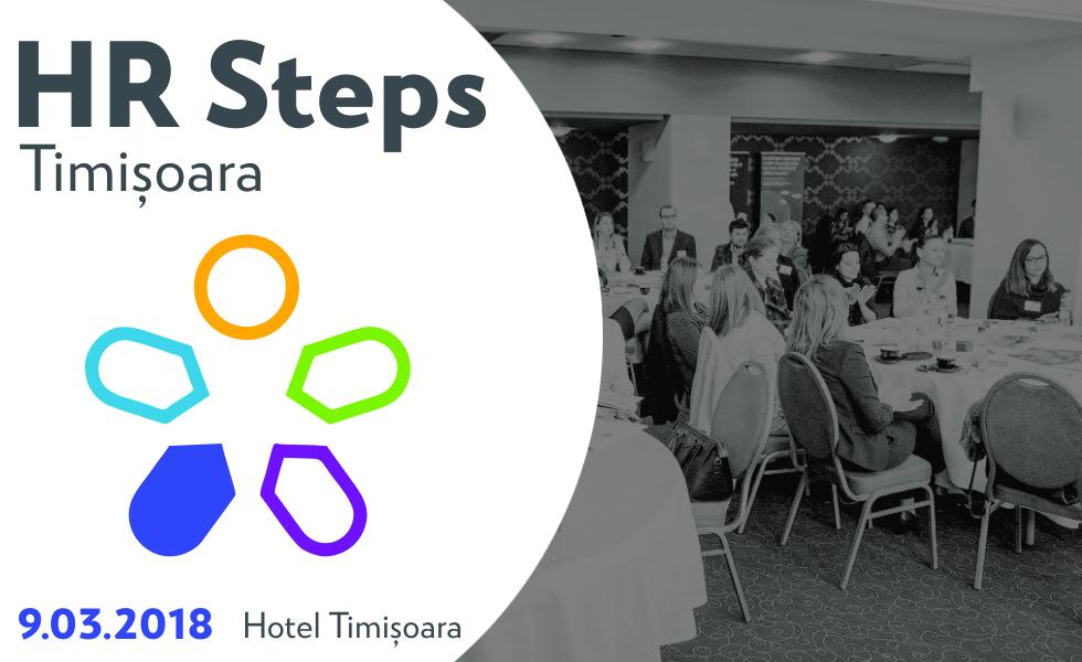 HR Steps Timișoara: Parcursul departamentului de HR în dezvoltarea regională, între provocări și oportunități