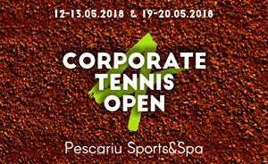 S-a dat startul înscrierilor la cea de-a patra ediție a turneului de tenis Corporate Tennis Open