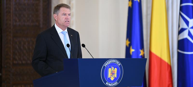 Klaus Iohannis: Pentru o administraţie eficientă, e nevoie de restructurări