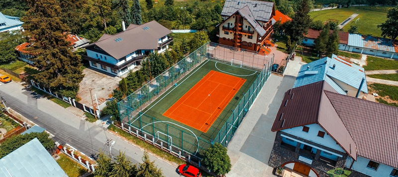 Atlas Sport oferă soluții complete pentru construcții sportive și locuri de joacă