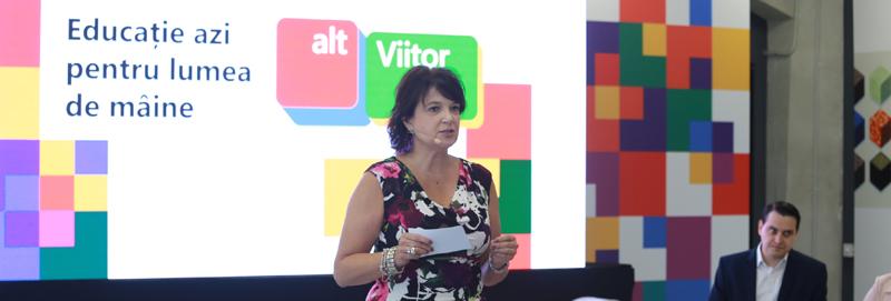 """Competențele digitale ale elevilor din România, dezvoltate prin programul Microsoft """"Alt Viitor"""""""