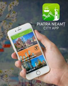 Municipalitatea a lansat aplicaţia mobilă Piatra-Neamţ City App