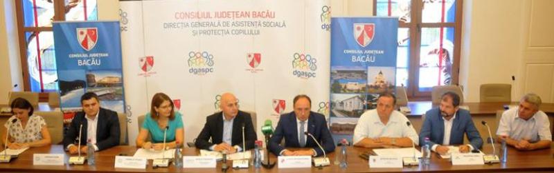 Locuințe protejate pentru adulții cu dizabilități din Moineşti şi Tg. Ocna