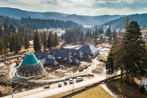 Centrul Balnear din Borsec va fi inaugurat anul viitor, dă asigurări primarul oraşului-staţiune
