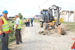 Investiţii de peste 6 milioane de euro pentru extinderea sistemului de apă şi canalizare în județul Vrancea