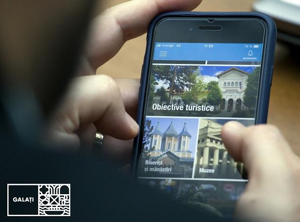 Primăria municipiului Galaţi a lansat aplicaţia City App