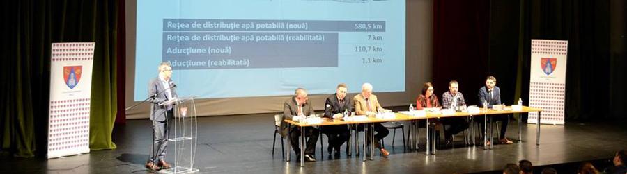 311 milioane de euro din fonduri europene pentru proiectul de dezvoltare a infrastructurii de apă şi canalizare în Ilfov