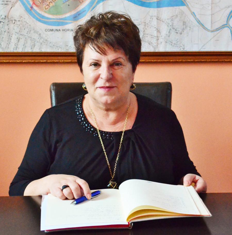 Gabriela Petrea este noul city manager al municipiului Roman