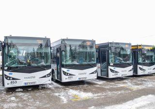 Primăria Galaţi va achiziţiona 20 de autobuze hibrid noi, de mare capacitate