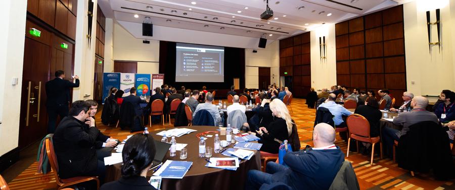 """Membrii comunității Global IT Manager s-au întâlnit la o nouă ediție a conferinței """"Securitatea informației în era digitală"""""""