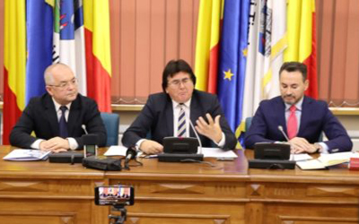 Primari ai Alianţei Vestului şi-au prezentat proiectele unor oficiali ai Comisiei Europene