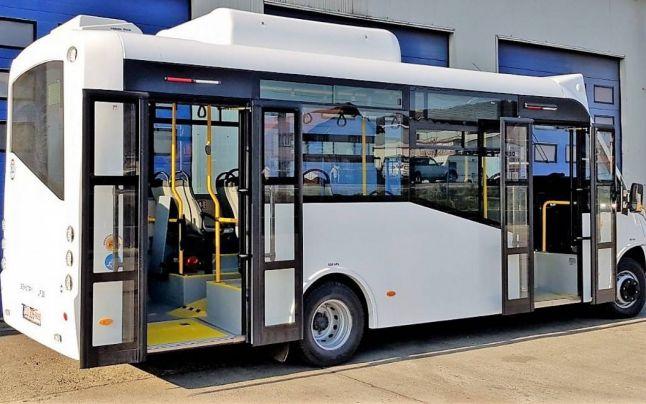 Operatorul de transport în comun din Râmnicu Vâlcea, premiat pentru că e primul din ţară cu autobuze ecologice