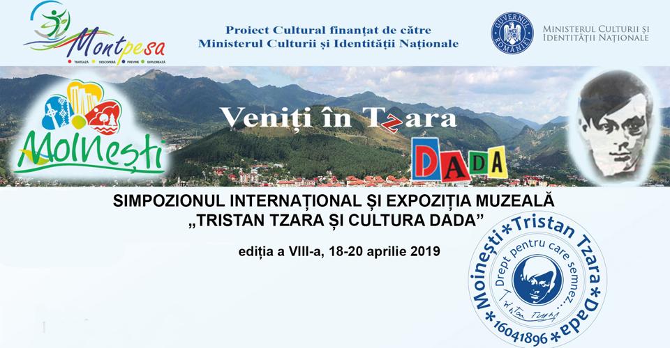 """Municipiul Moineşti găzduieşte o nouă ediţie a Simpozionului internațional și """"Tristan Tzara şi Cultura Dada"""""""