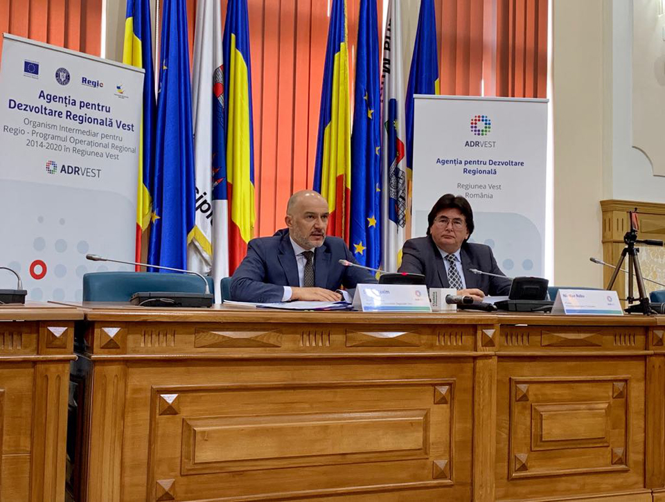 Contracte de peste 22 milioane lei pentru reabilitare de blocuri cu fonduri UE, semnate de Primăria Timişoara