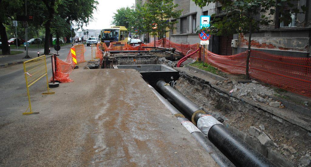 Reţeaua de termoficare din Râmnicu Vâlcea va fi reabilitată cu 17 milioane de euro, fonduri europene