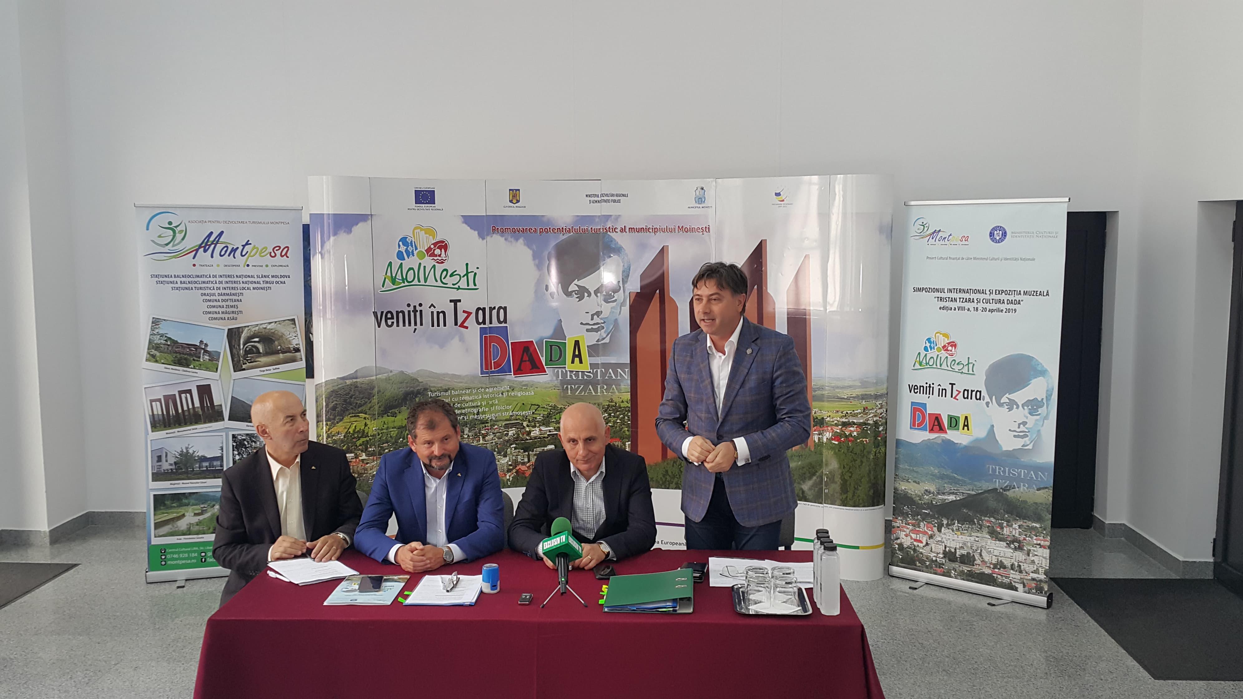 Finanțare de peste 15 milioane de euro pentru două proiecte noi la Moinești