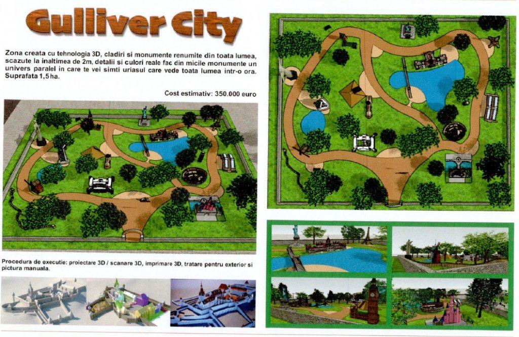 Primăria Sfântu Gheorghe vrea să construiască un parc de aventură unic în ţară, pe 12 hectare