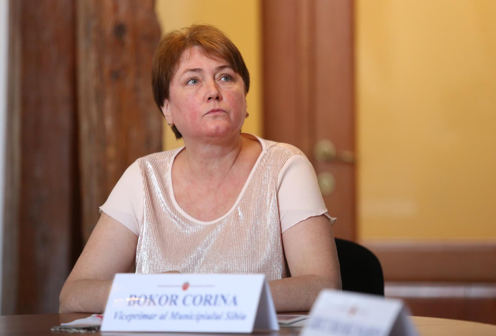 Corina Bokor a fost aleasă primar interimar al municipiului Sibiu după suspendarea lui Astrid Fodor