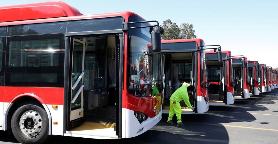 Consilierii generali au aprobat asocierea cu Voluntari şi cu Chitila pentru achiziţia a 65 de autobuze electrice
