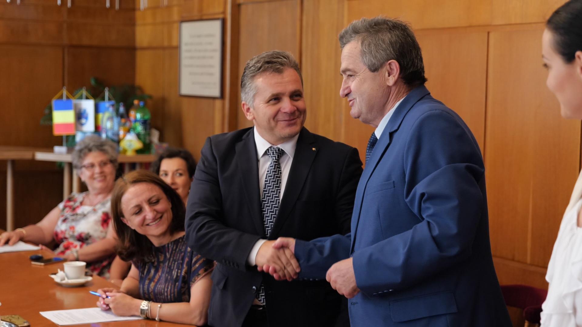 Transportul public din Mediaş va fi modernizat cu aproape 12 milioane de euro până în 2022