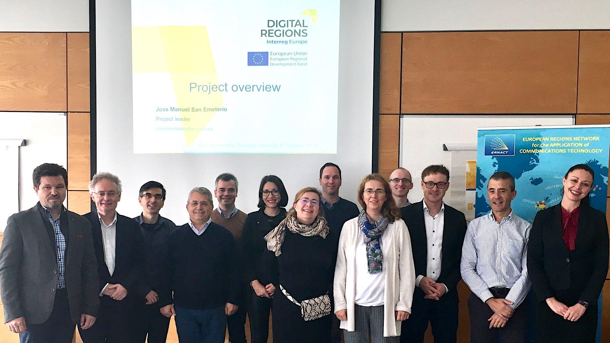 """""""Regiuni Digitale"""", proiect implementat de ADR Vest pentru sprijinirea specializării în industria prelucrătoare"""