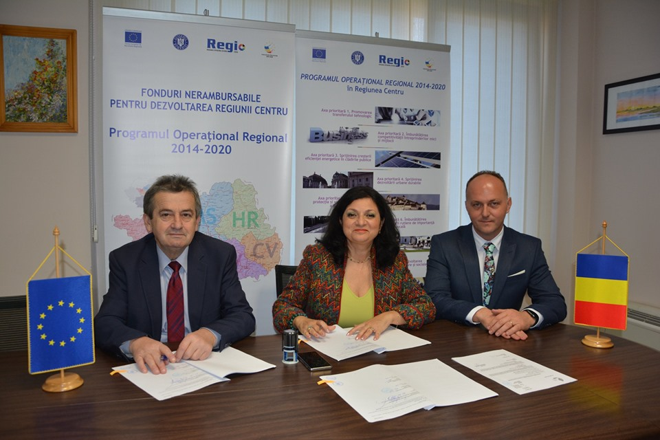 Peste 10,5 milioane de euro, majoritatea fonduri nerambursabile, pentru un transport ecologic în Aiud