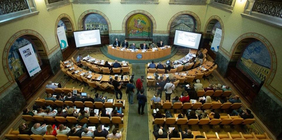CL Craiova a aprobat construirea unui ansamblu rezidenţial în zona centrală şi  istorică fără dezbatere publică