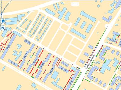 Primăria Brăilei a pus în funcţiune o aplicaţie pentru rezervarea online a parcărilor de domiciliu